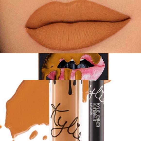 Kylie Cosmetics Other - BUTTERNUT Kylie Cosmetics Matte Lip Kit